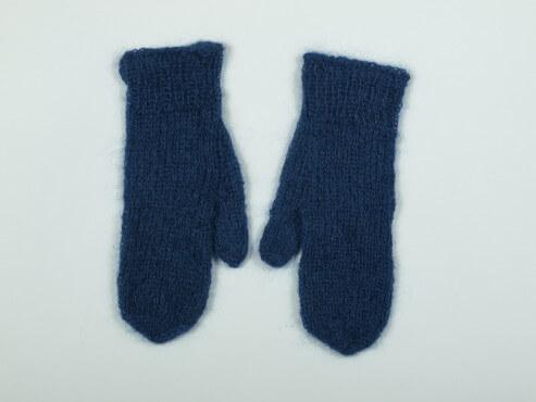 Rękawiczki kolor atrament